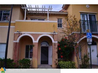 North Lauderdale Condo/Townhouse Backup Contract-Call LA: 602 W Santa Catalina Cir #602