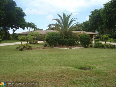 Coral Springs Rental For Rent: 4171 NW 101st Dr