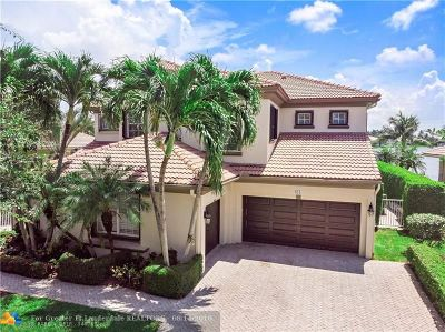 Coral Springs Single Family Home For Sale: 815 NW 123rd Dr