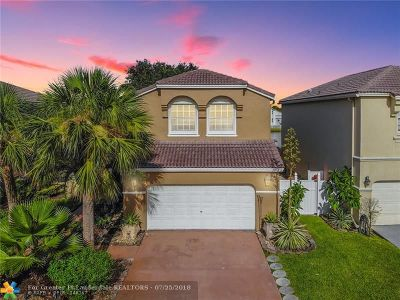 Pembroke Pines Single Family Home Backup Contract-Call LA: 260 NW 151st Ave