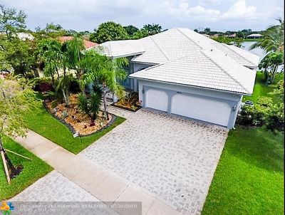 Cooper City Single Family Home For Sale: 8934 NW 38th St