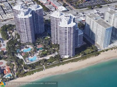 Fort Lauderdale Condo/Townhouse For Sale: 3100 N Ocean Blvd #304