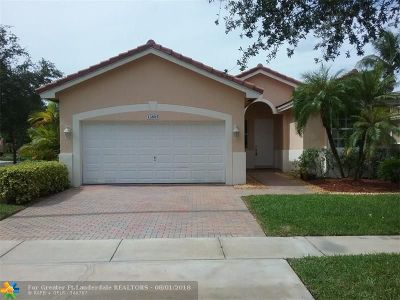 Miramar Single Family Home Backup Contract-Call LA: 13885 SW 31st St