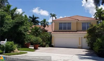 Pembroke Pines Single Family Home For Sale: 1321 NW 193rd Ave