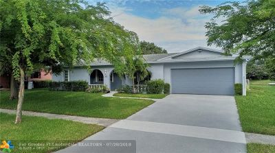 Coconut Creek Single Family Home Backup Contract-Call LA: 921 NW 42nd Ave