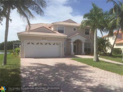 Boca Raton Single Family Home For Sale: 12633 Lady Fern Cir