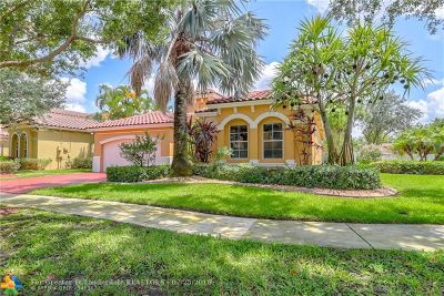 Miramar Single Family Home For Sale: 12764 SW 51st Ct