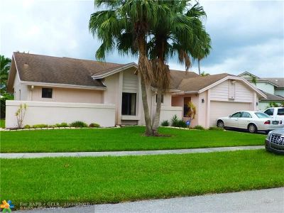Cooper City Single Family Home For Sale: 5625 SW 87th Ave