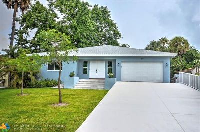 Shady Banks Single Family Home For Sale: 1313 SW 19th Ave