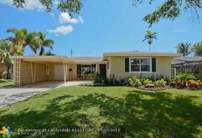 Deerfield Beach Single Family Home For Sale: 528 SE 13th Ave
