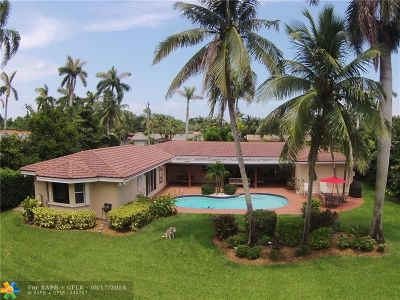 Palmetto Bay Single Family Home For Sale: 15720 SW 77th Ave