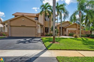 Cooper City Single Family Home For Sale: 8680 SW 57th St