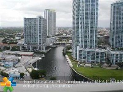 Miami Condo/Townhouse For Sale: 31 SE 5 St #3207