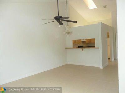 North Lauderdale Condo/Townhouse Backup Contract-Call LA: 7421 Tam O'shanter Bl #7421