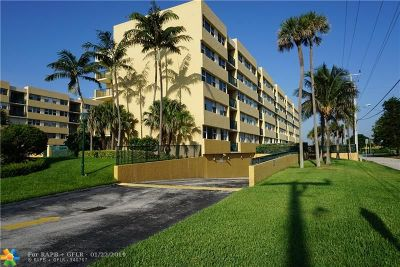 Hillsboro Beach Condo/Townhouse For Sale: 1238 Hillsboro Mile #411