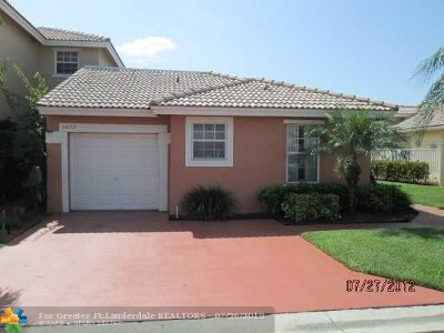 Coral Springs Condo/Townhouse For Sale: 5622 NW 117th Ave #5622