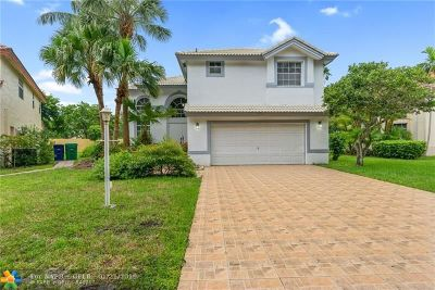 Cooper City Single Family Home For Sale: 3668 Lincoln Way