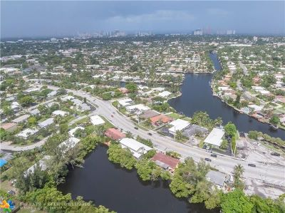 Wilton Manors Multi Family Home For Sale: 2007 NE 15th Ave