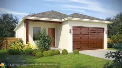 Fort Lauderdale Single Family Home For Sale: 1444 NW 4 Ave.