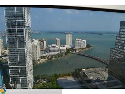 Miami Condo/Townhouse For Sale: 500 Brickell Av #3303