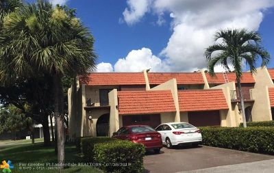 Pembroke Pines Condo/Townhouse Backup Contract-Call LA: 1500 Rue Vendome #1A