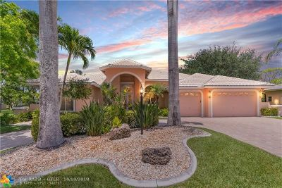 Parkland Single Family Home For Sale: 9523 NW 67th Pl