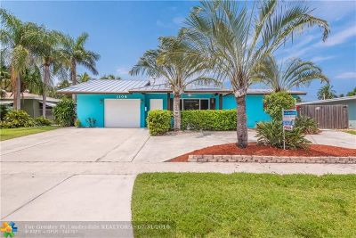 Deerfield Beach Single Family Home For Sale: 1109 SE 15 Street