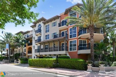 Lauderdale By The Sea Condo/Townhouse For Sale: 4445 El Mar Dr #2403