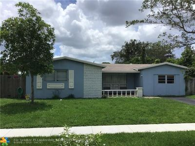 Cooper City Single Family Home Backup Contract-Call LA: 9200 SW 51st St