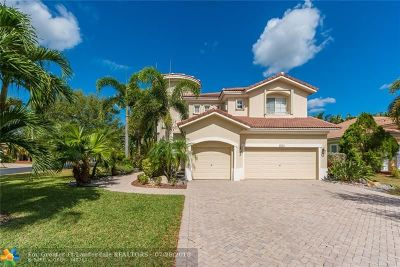Coral Springs Single Family Home For Sale: 12304 NW 48th Dr