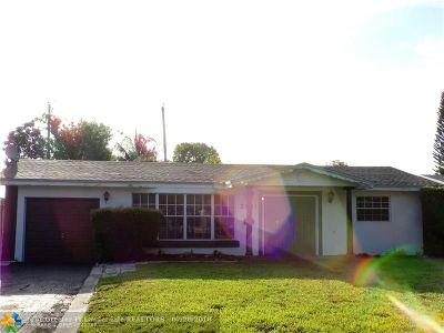 Miramar Single Family Home Backup Contract-Call LA: 2081 Utopia Dr