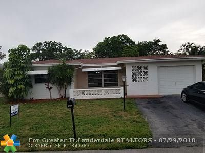 Deerfield Beach Single Family Home Backup Contract-Call LA: 1240 NW 48th Pl