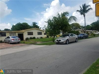 North Miami Beach Single Family Home For Sale: 500 NE 180th Dr