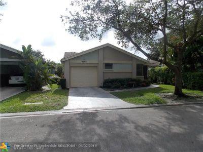 Coconut Creek Single Family Home Backup Contract-Call LA: 4281 Acacia Cir