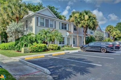 Margate Condo/Townhouse Backup Contract-Call LA: 5512 Pageant Pl #5512