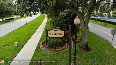 Pembroke Pines Condo/Townhouse Backup Contract-Call LA: 1581 W Golfview Dr #1581