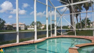 Coral Springs Single Family Home For Sale: 11842 NW 53rd Ct