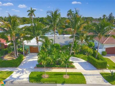Deerfield Beach Single Family Home For Sale: 1025 SE 13th Ct