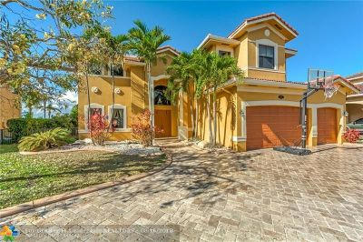 Miramar Single Family Home For Sale: 19051 SW 24th St