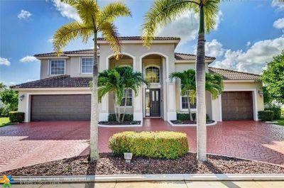 Boca Raton Single Family Home For Sale: 21365 Gosier Way