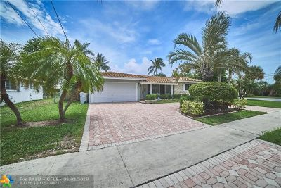 Pompano Beach Single Family Home For Sale: 410 SE 4th Ter