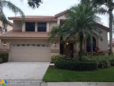 Plantation Single Family Home For Sale: 1480 NW 104th Ave