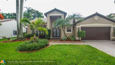 Pembroke Pines Single Family Home For Sale: 19488 NW 14th St