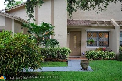 Plantation Condo/Townhouse Backup Contract-Call LA: 6520 NW 4th St #6520