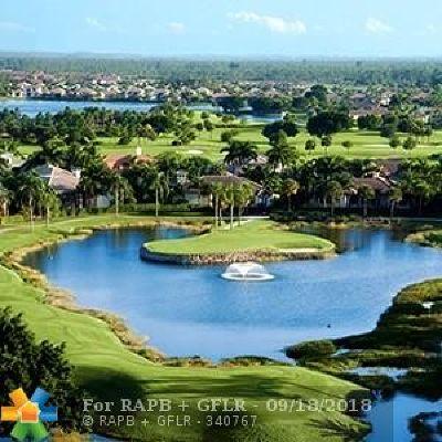 West Palm Beach Single Family Home For Sale: 8405 Legend Club Dr