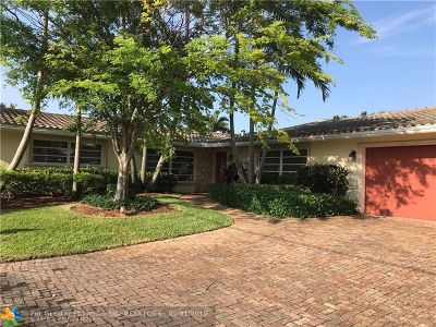 Pompano Beach Single Family Home Backup Contract-Call LA: 451 SE 13th Ave