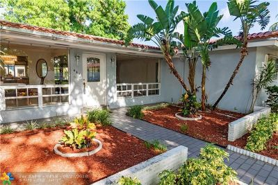 Pompano Beach Single Family Home For Sale: 620 SE 4th Ave