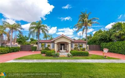 Miami Single Family Home For Sale: 9945 SW 74th St