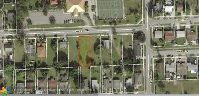 Fort Lauderdale Residential Lots & Land For Sale: 2824 NW 11th St