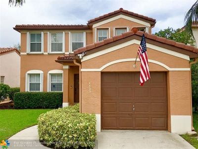 Deerfield Beach Single Family Home For Sale: 4303 NW 1st Dr